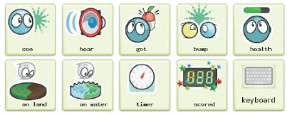 Kodu Icons - Sensors